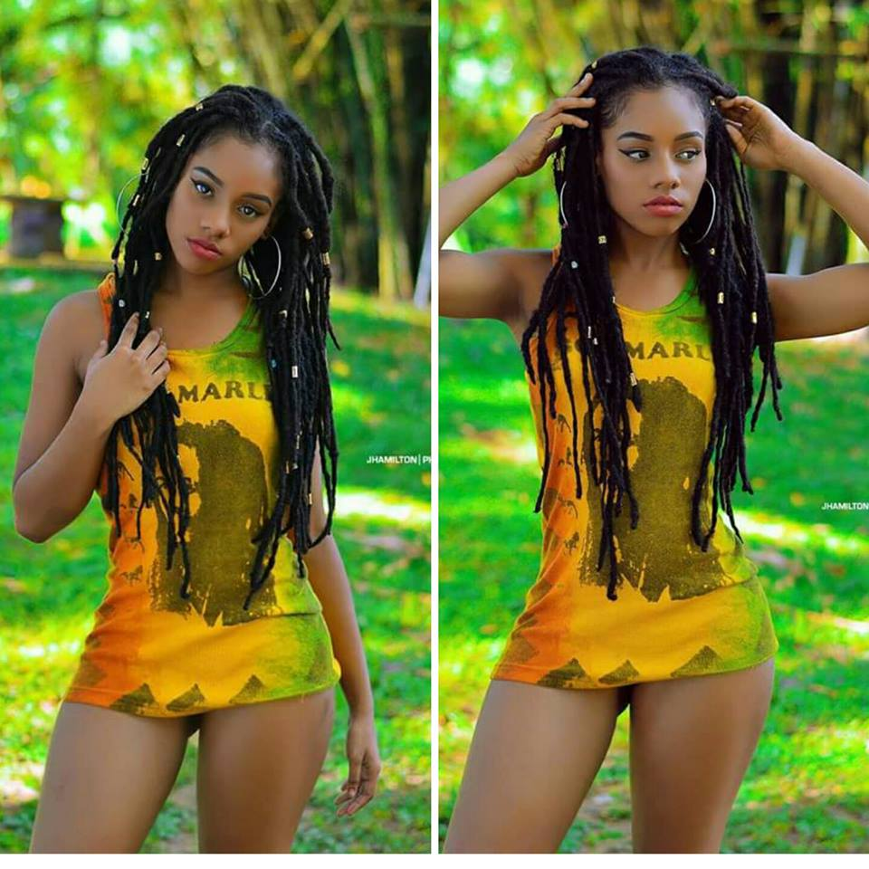 Bob Marley faded tank tops - female